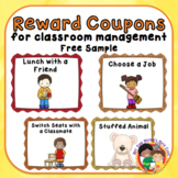 Free Sample: Reward Coupons