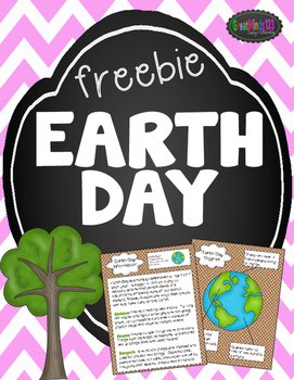 Earth Day - Free Product