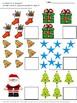 Free Sampler, November December Unit  Math and Literacy Fine Motor Activiites