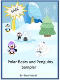 Free Sampler Penguins and Polar Bears
