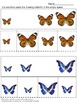 Free Sorting by Size Butterflies Cut and Paste Kindergarte