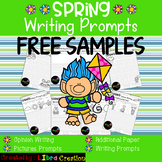 Free Samples Spring Writing Prompts