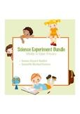 Science Experiment Bundle - Scientific Method Posters - Sc