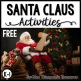 Free Santa Activities for Christmas