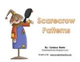 Free Scarecrow Patterns