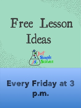 Free Science Lesson Friday