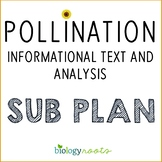 Free Science Sub Plan: The Buzz on the Bees