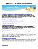 Free Science Teacher and Student Internet Resources 5