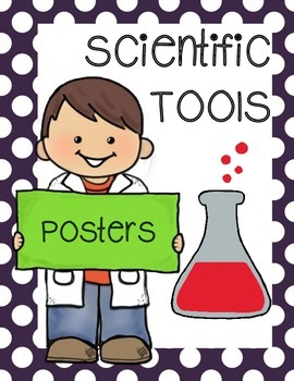 Free Scientific Tools Posters by Teacher MoJo | Teachers ...