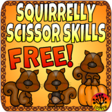 Free Scissor Skills Fall Centers Autumn Activities Fine Motor Centers OT