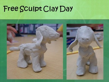 Free Sculpt Clay Day