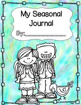 Free Seasonal Journal