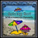 Free ~ Setting Sail with Classroom Rewards