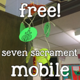 Free!  Seven Catholic Sacrament Mobile