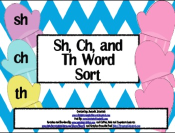 Digraph Word Sort