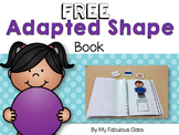 Free Shape Adapted Book