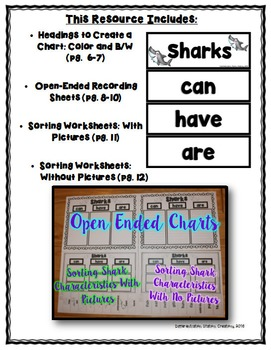 Sharks Free: Interactive Chart