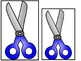Free  Sequencing By Size-Scissors