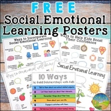 Social Emotional Learning Free Visuals