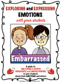 Free Social Emotional Learning and Perspective Taking Resource (EMBARRASSED)