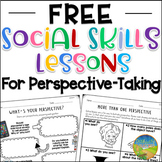 Perspective-Taking Social Skills Lessons - Distance Learning