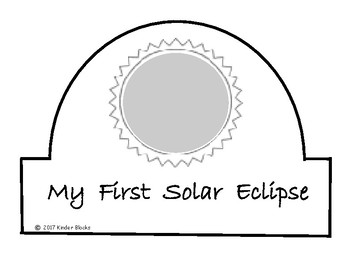 Free  Solar Eclipse Crowns and  Award Ribbons or Badges