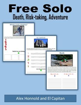 Free Solo (Death, Risk-taking, Adventure)