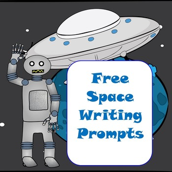 Free Space Theme Creative Writing Prompts