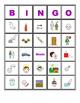 Free Spanish Adjectives Bingo