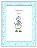 Free Spanish Grammar Review