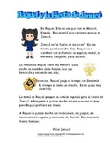 Free Spanish Hannukah Materials