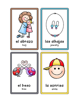 Free Spanish Valentine's Day Puzzles and Activities