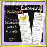 Free Speaking and Listening Discussion Rules and Prompts B