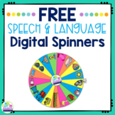 Free Speech and Language Digital Spinners | No Print Telet