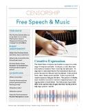 Free Speech and Music