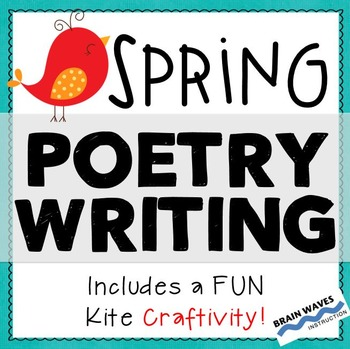 Free Spring Lesson - Spring Poetry Lesson and Craftivity