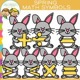 Free Spring Math Symbols Clip Art