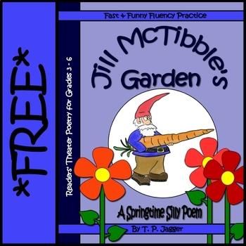 Free Spring Readers' Theater Poem - Free Springtime Poetry - Grades 3-6