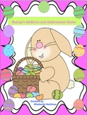 Free Downloads Spring Easter Addition and Subtraction Game
