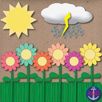 Free Springtime, Flowers, Green Grass, Sunshine & Rain ...