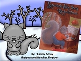 Free Squirrel's New Year's Resolution Sequencing Activity