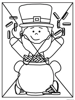 Free St. Patrick's Day Activities Literacy worksheeets Printables