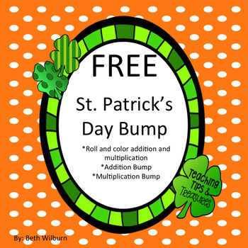 Free St. Patrick's Day Bump Games