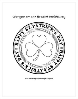 Free St. Patrick's Day by Gail Gibbons Lesson Plan & Activities