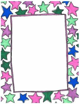 Free-Star Frames
