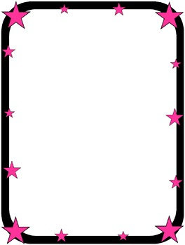 Free Star Frames and Backgrounds