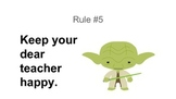 Free Star Heroes Whole Brain Teaching Rules