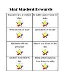 Free Star Student Rewards
