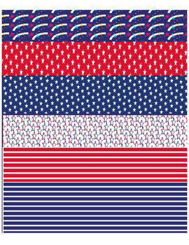 Free Stars and Stripes Background
