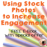 Free Stock Photo E-book | Using Photos to Increase Engagement